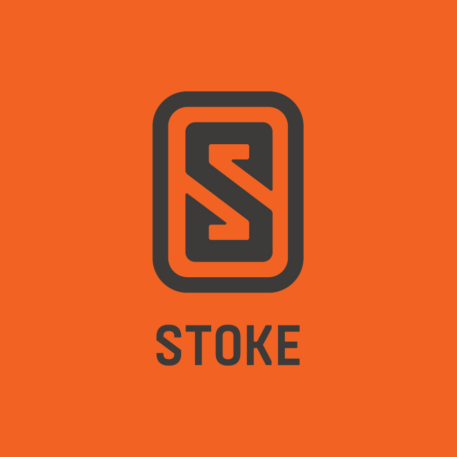 Stoke logo design by logo designer Hatch Creative for your inspiration and for the worlds largest logo competition