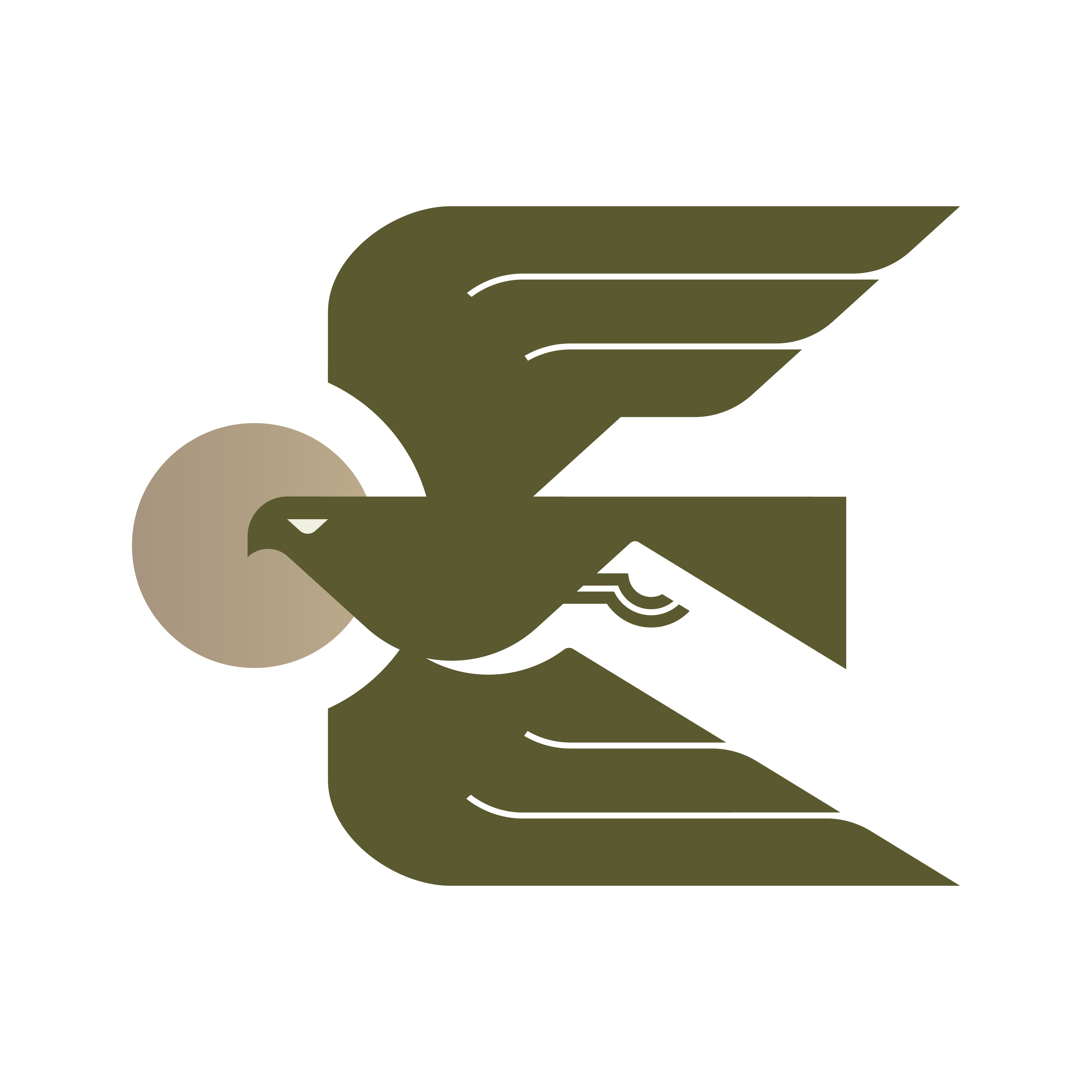 Eagle logo design by logo designer Hatch Creative for your inspiration and for the worlds largest logo competition