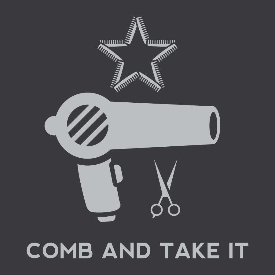 Comb And Take It