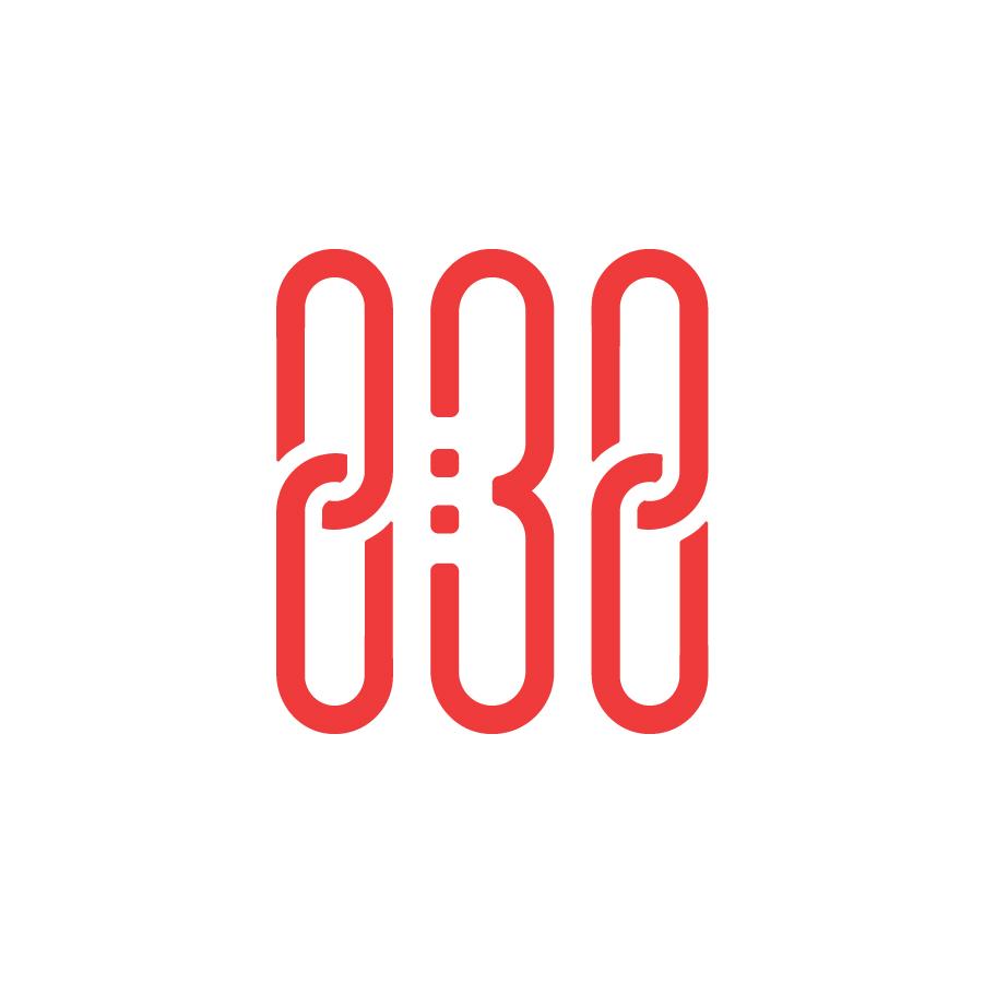 8:38 logo design by logo designer Jarrett Johnston