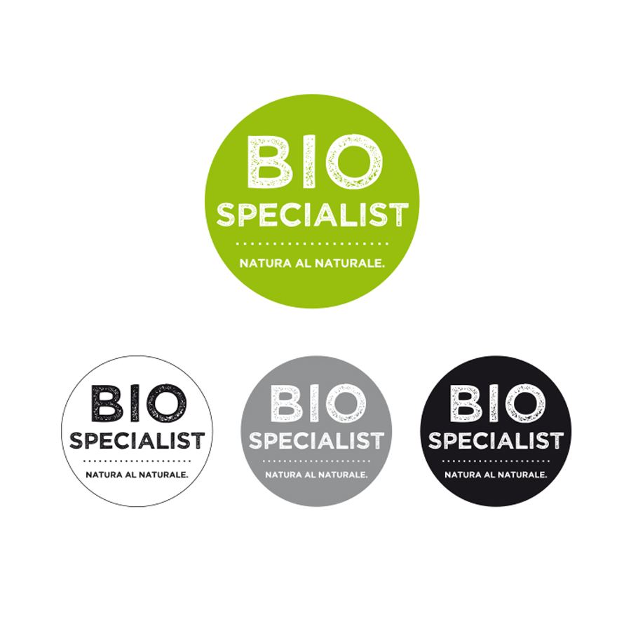 BIO SPECIALIST logo design by logo designer Raineri Design Srl for your inspiration and for the worlds largest logo competition