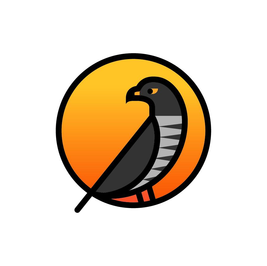 Jack Peregrine Logo Mark