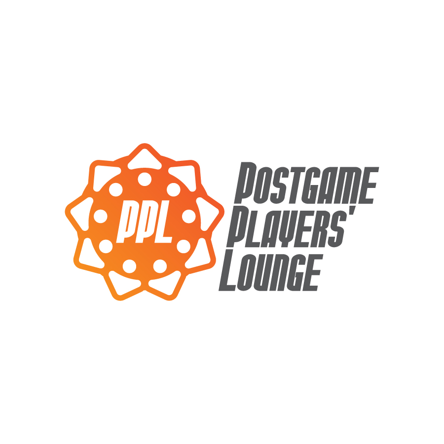 Postgame Players' Lounge logo design by logo designer TM Creative, Inc. for your inspiration and for the worlds largest logo competition