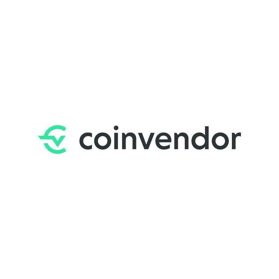 Coinvendor logo design by logo designer Rokac