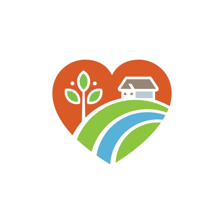 From Prekmurje With Love logo design by logo designer Rokac