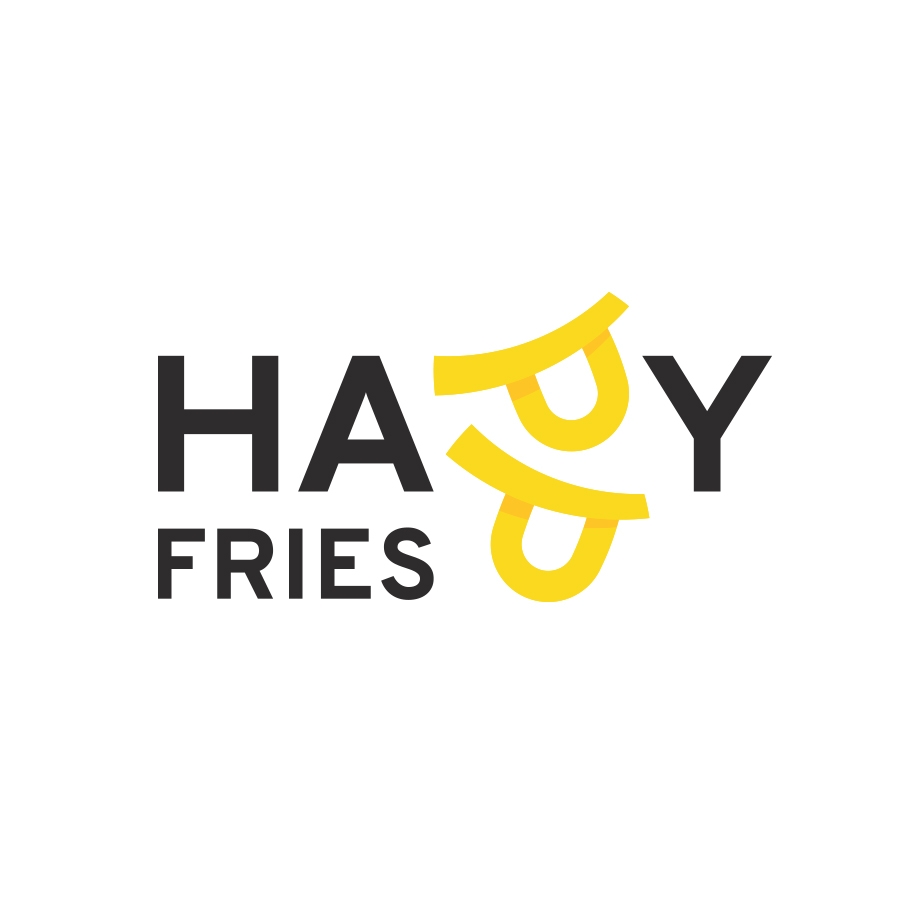 Happy Fries logo design by logo designer ASC for your inspiration and for the worlds largest logo competition