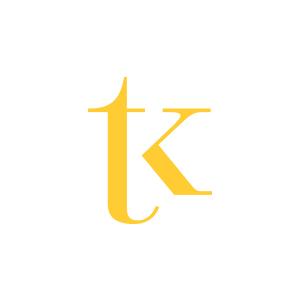 Tanya Kim logo design by logo designer John Godfrey