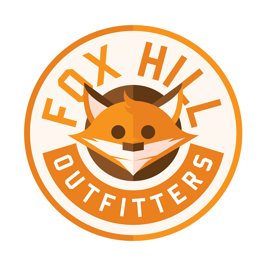 Fox Hill Outfitters logo design by logo designer John Godfrey