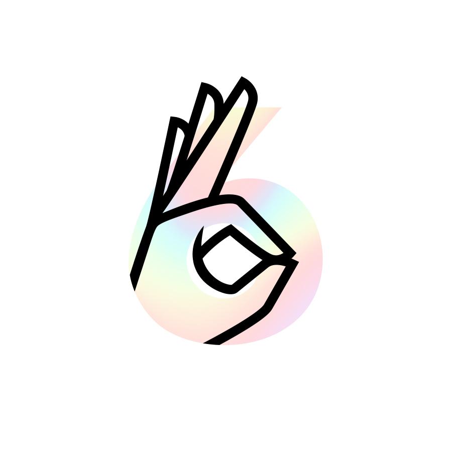 Toronto's OK logo design by logo designer John Godfrey