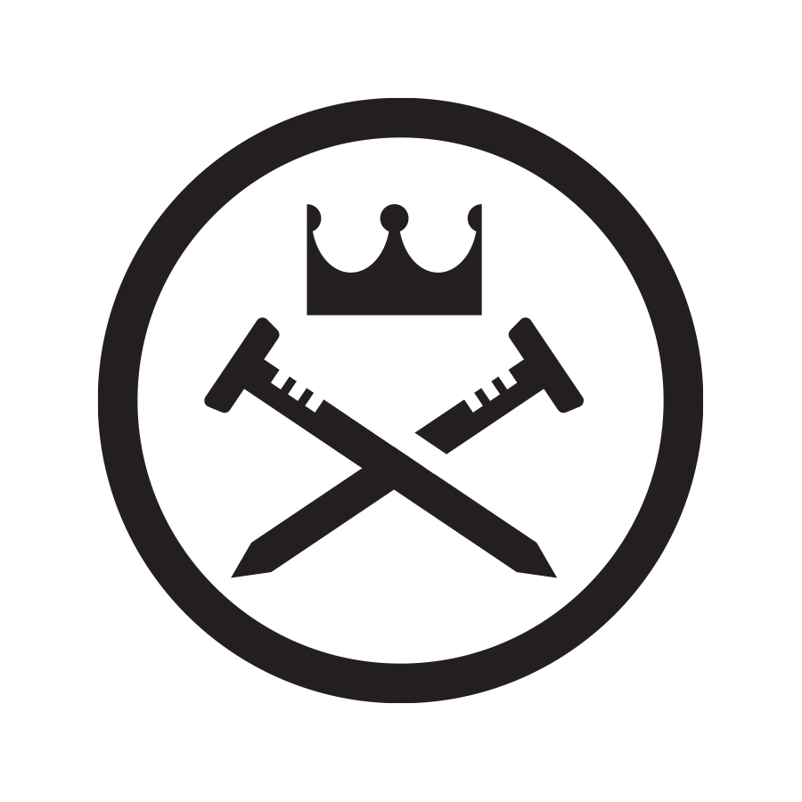 King Construction logo design by logo designer Arma Graphico