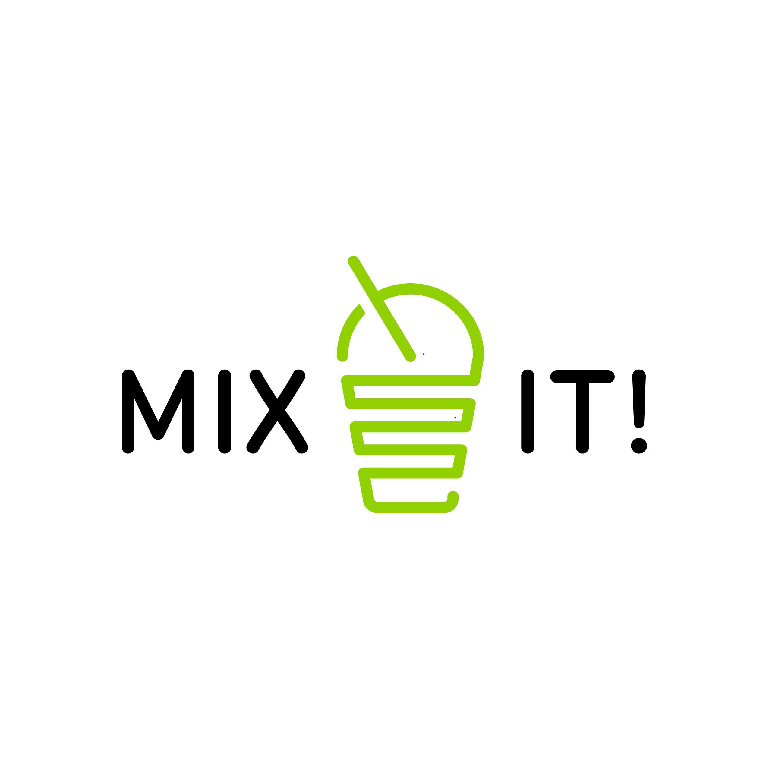 Mix-IT! logo design by logo designer Joris van Bussel