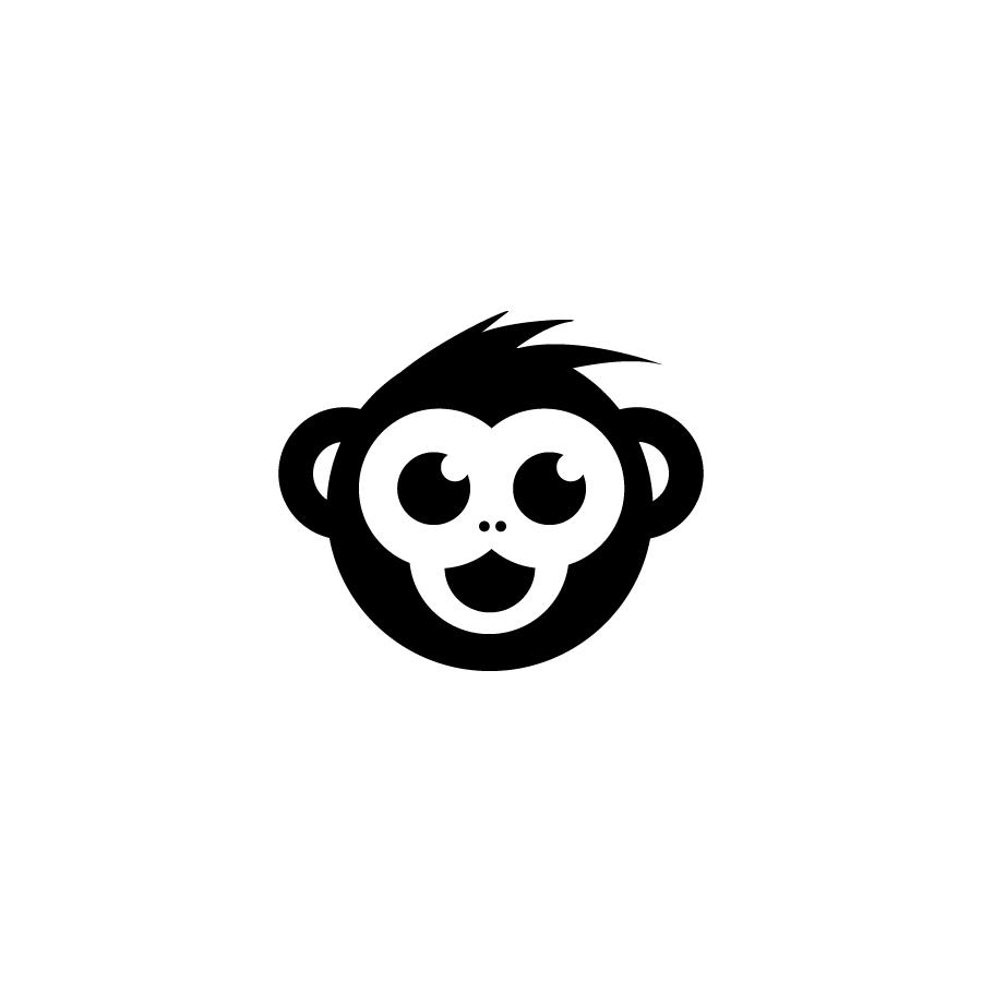 The Helpful Monkey logo design by logo designer Joris van Bussel