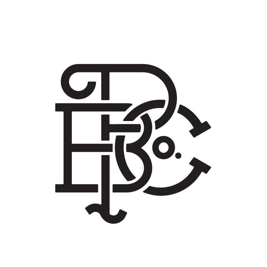 palmetto brewing company monogram