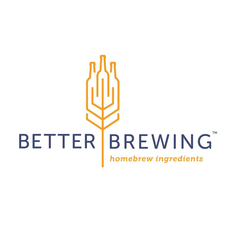 Better Brewing logo design by logo designer Distillery