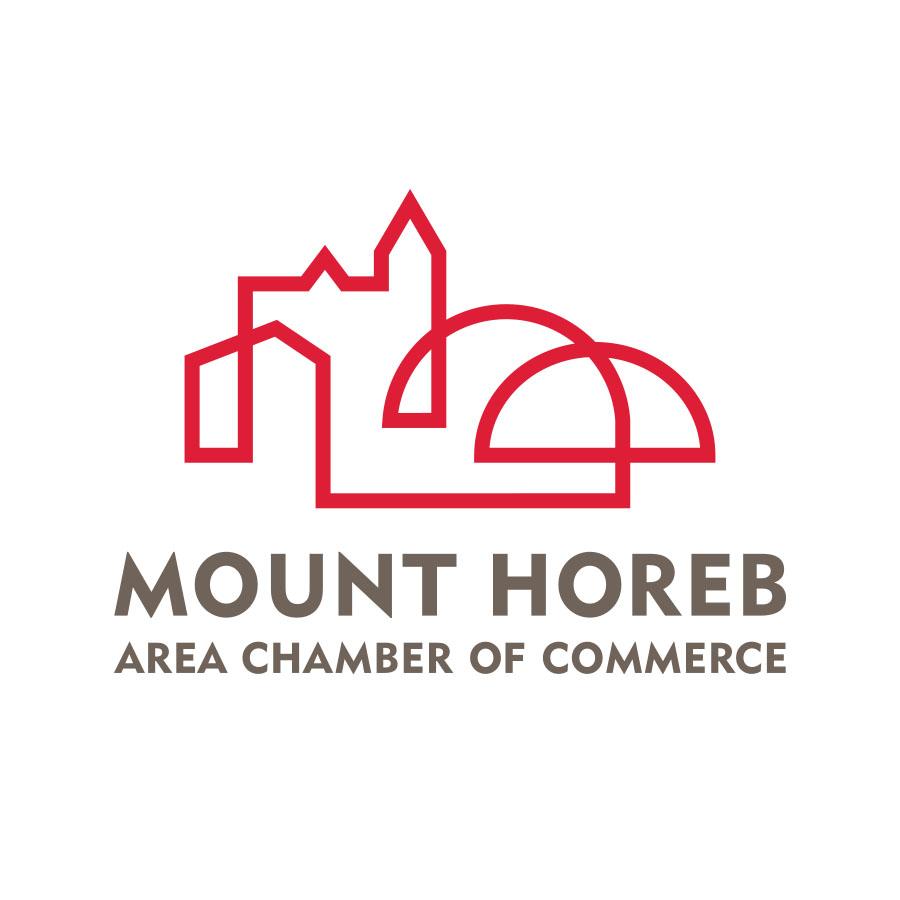 Mount Horeb Chamber of Commerce logo design by logo designer Distillery