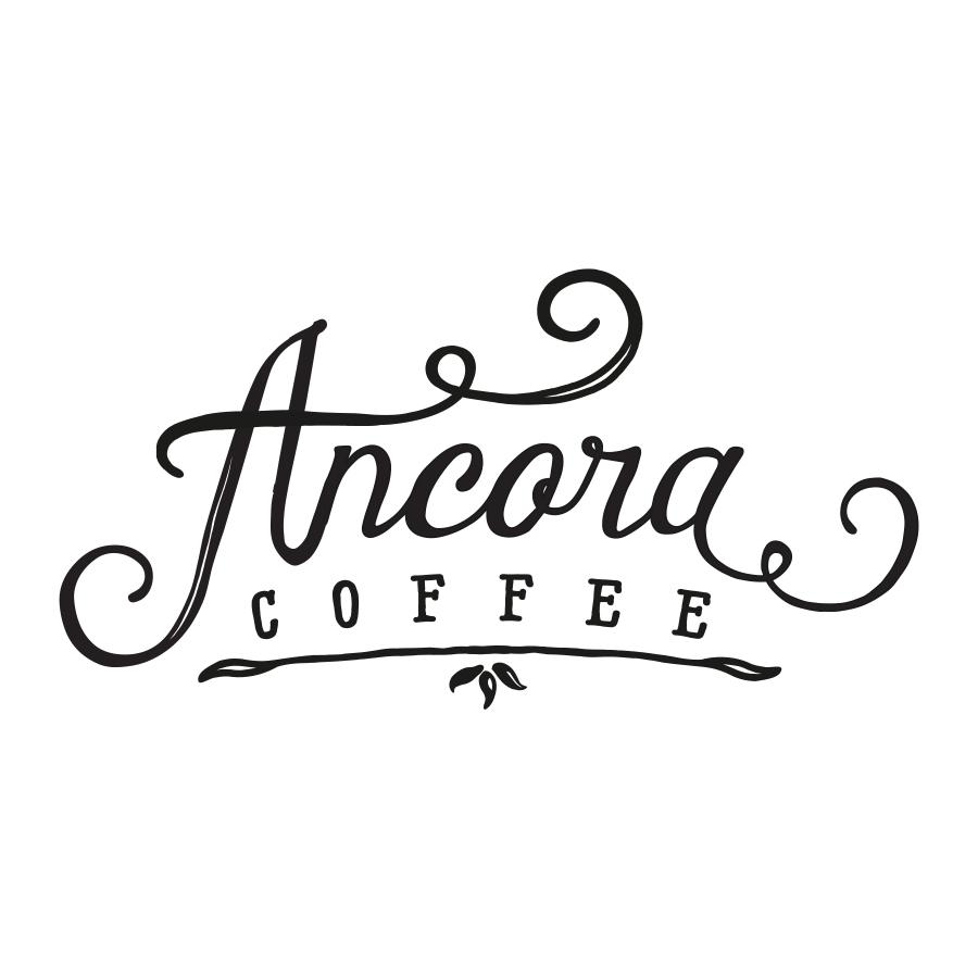 Ancora Coffee logo design by logo designer Distillery