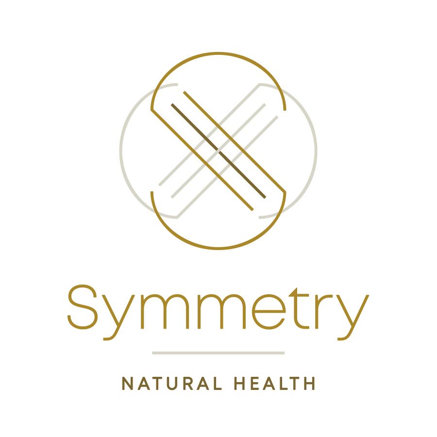 Symmetry logo design by logo designer Distillery