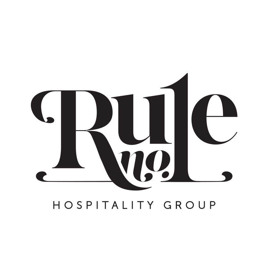 Rule No.1 logo design by logo designer Distillery