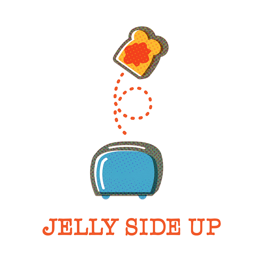 Jelly Side Up