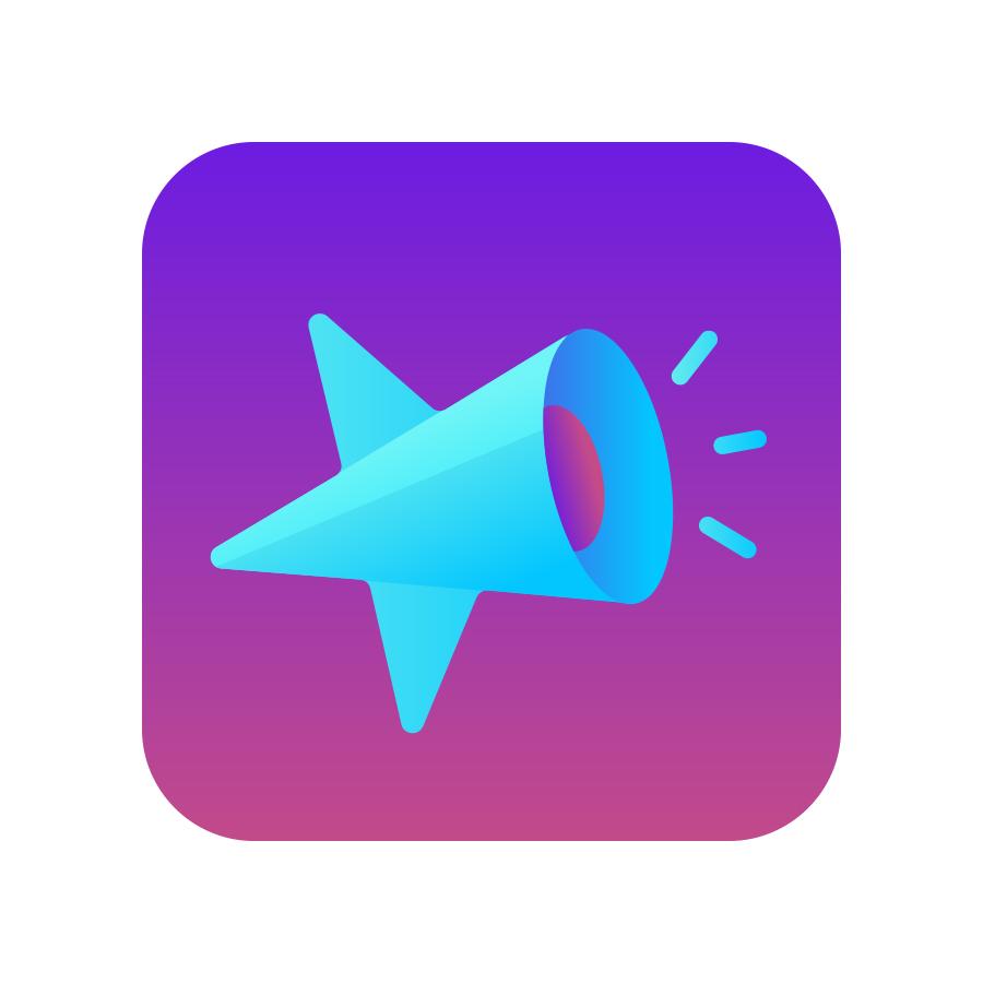 Roar-Star-Megaphone-App