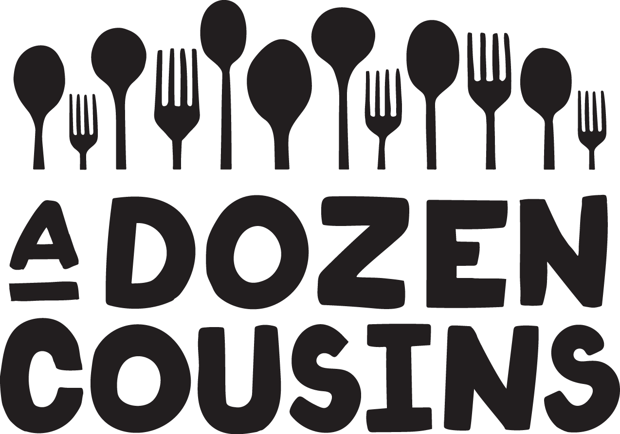 DOZEN_COUSINS_LOGO logo design by logo designer Olio Studio