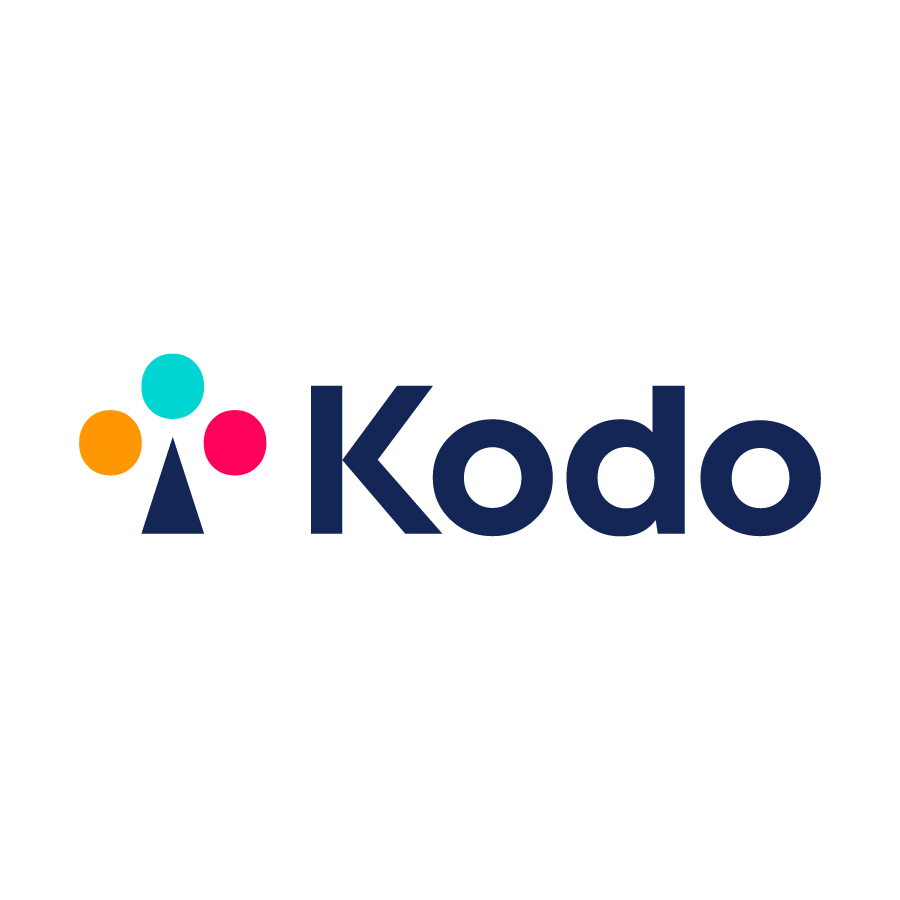 Kodo logo design by logo designer Jeroen van Eerden for your inspiration and for the worlds largest logo competition