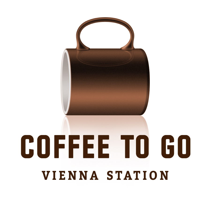 Coffee to go logo design by logo designer Studio5 kommunikations Design for your inspiration and for the worlds largest logo competition