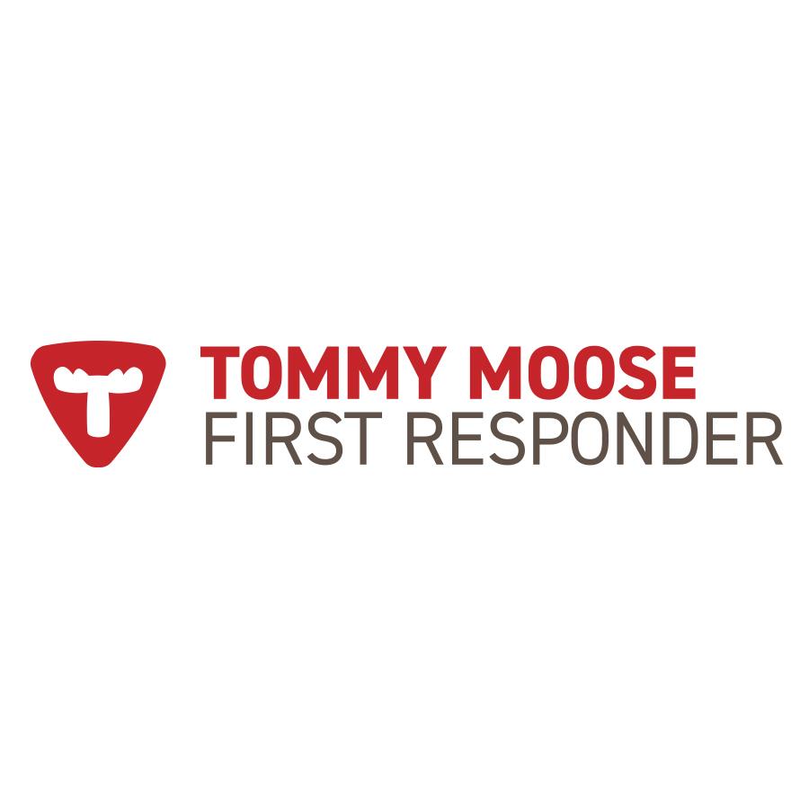 Tommy Moose First Responder logo design by logo designer SIGNAL