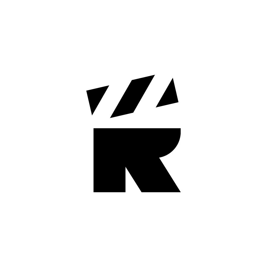 R logo design by logo designer Skirmantas Raila