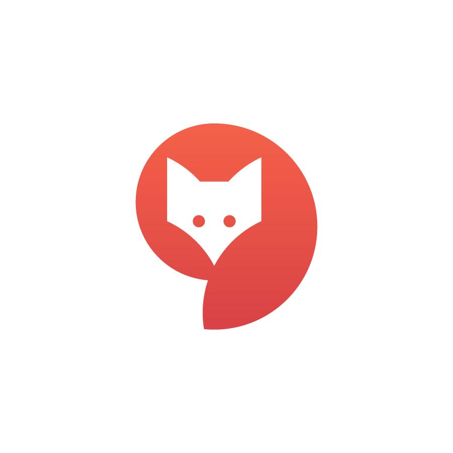 Fox logo design by logo designer Skirmantas Raila