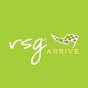 RSG® Arrive logo design by logo designer BBK Worldwide