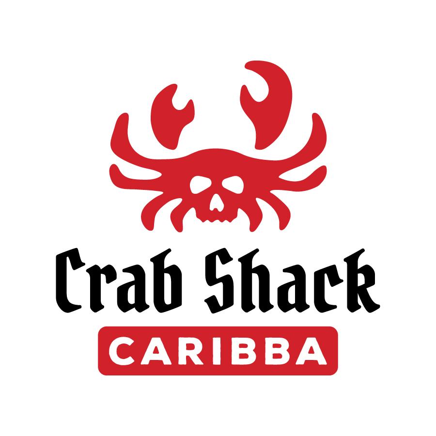 Crab Shack Caribba (On White)