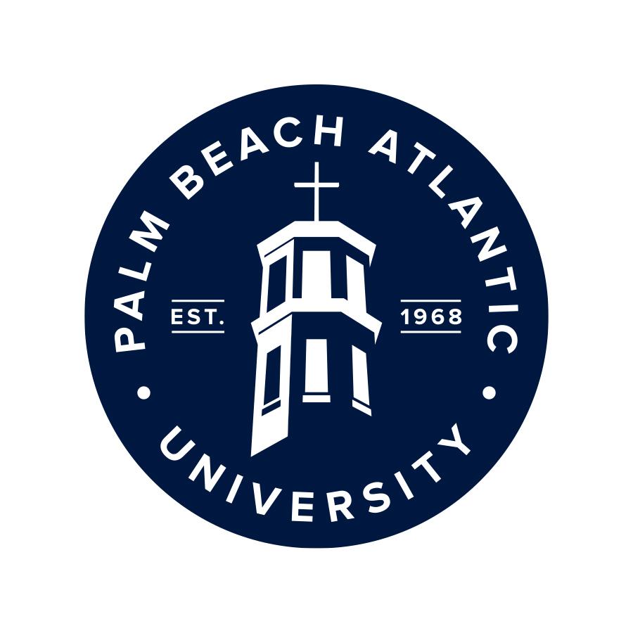 Palm Beach Atlantic University badge