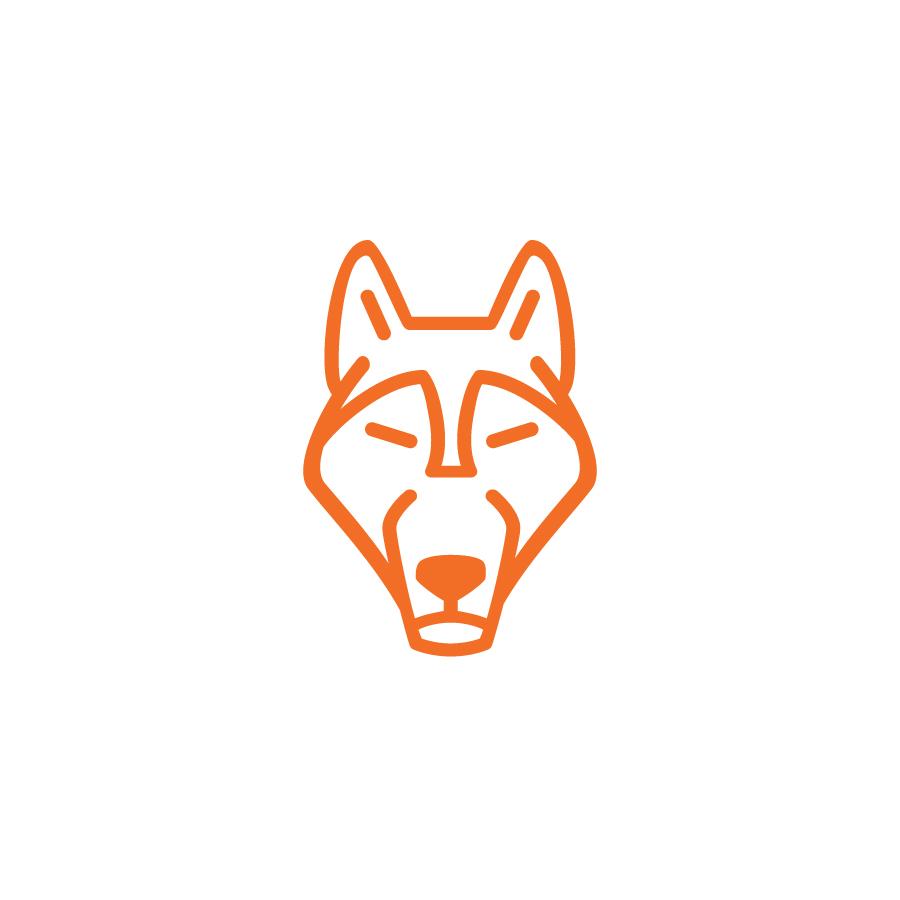 Trussville Pickleball Husky logo design by logo designer inkstache