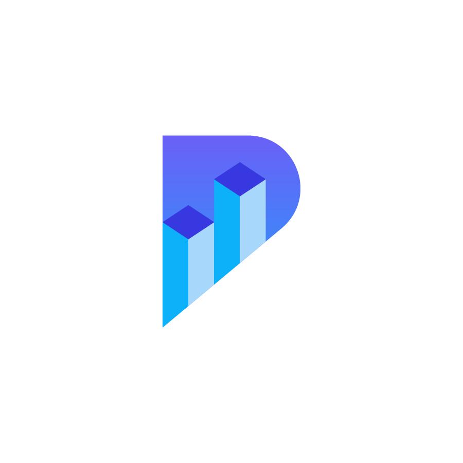 Prosperys logo design by logo designer Deividas Bielskis for your inspiration and for the worlds largest logo competition
