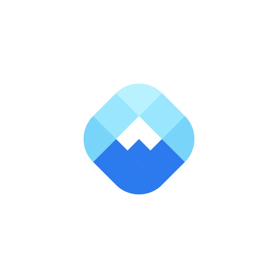 Appeak logo design by logo designer Deividas Bielskis for your inspiration and for the worlds largest logo competition