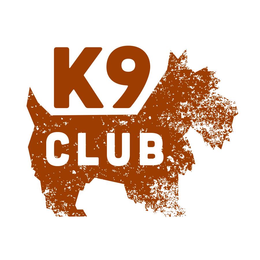 K9 Club logo design by logo designer Stephanie Russell Design