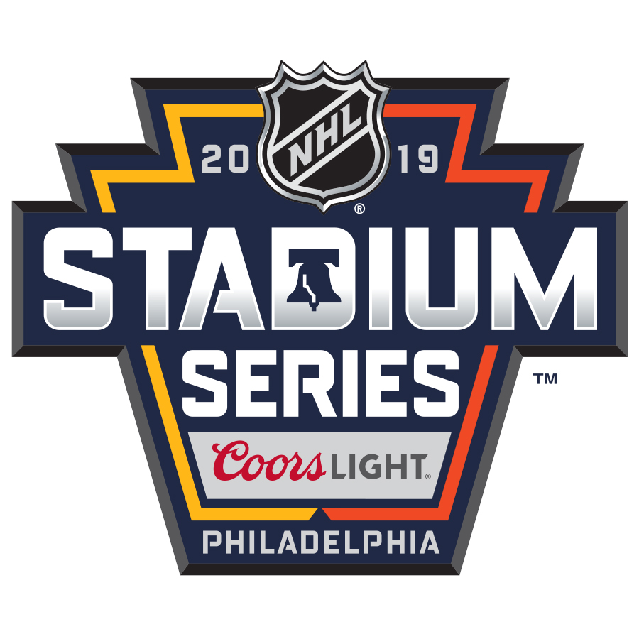 2019 NHL Stadium Series Brand Identity