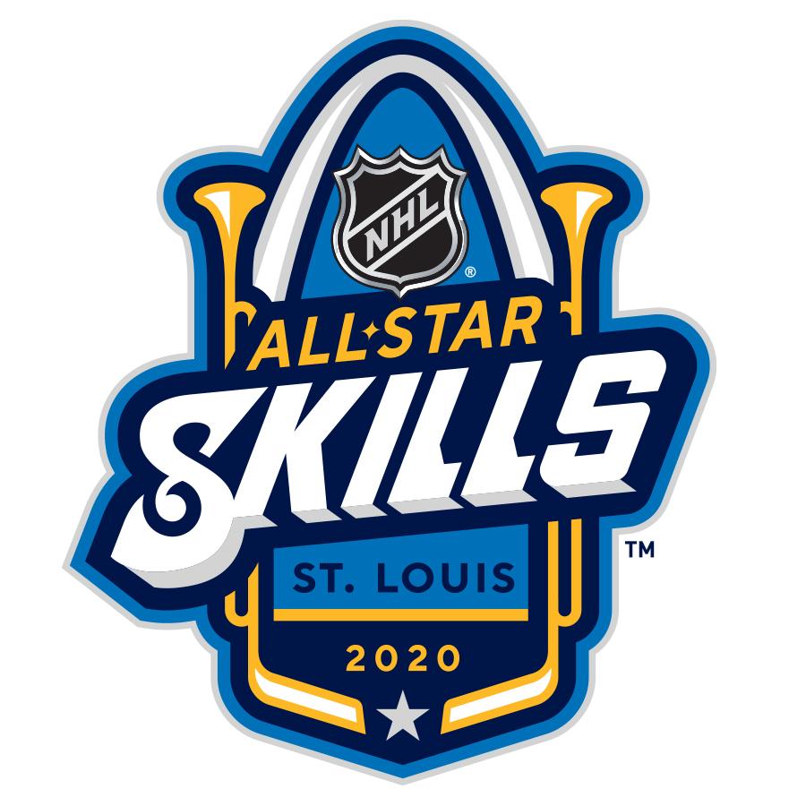 2020 NHL All-Star Skills Event Brand