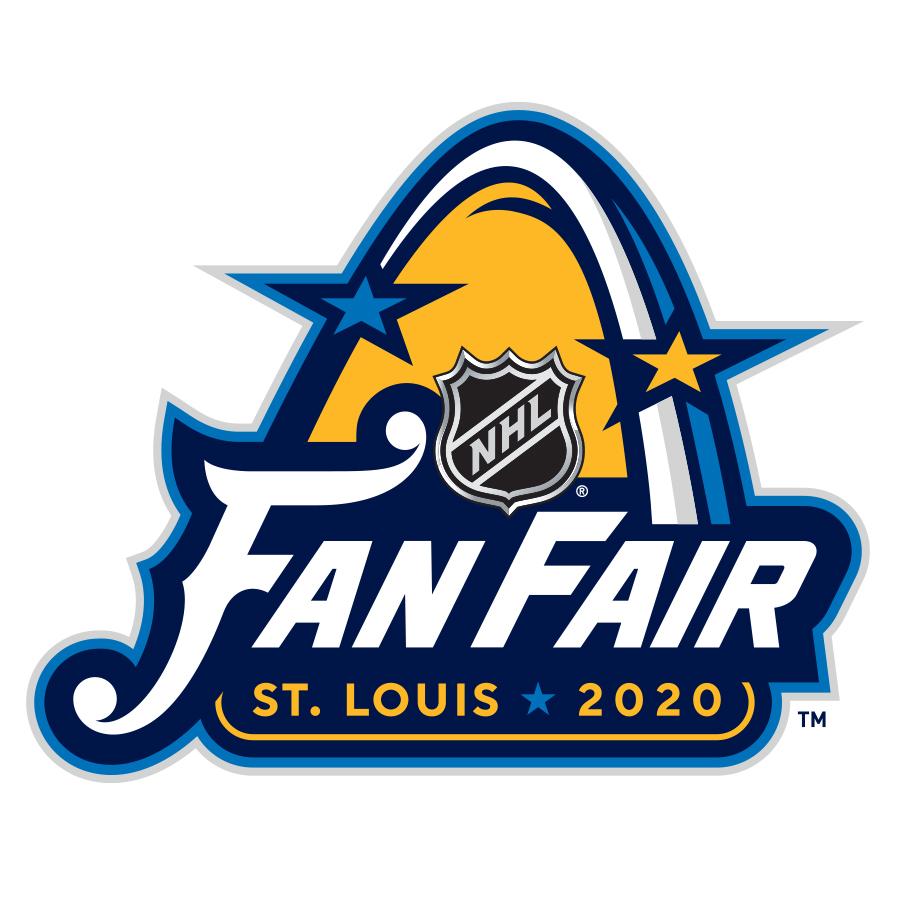 2020 NHL All-Star FanFair Identity