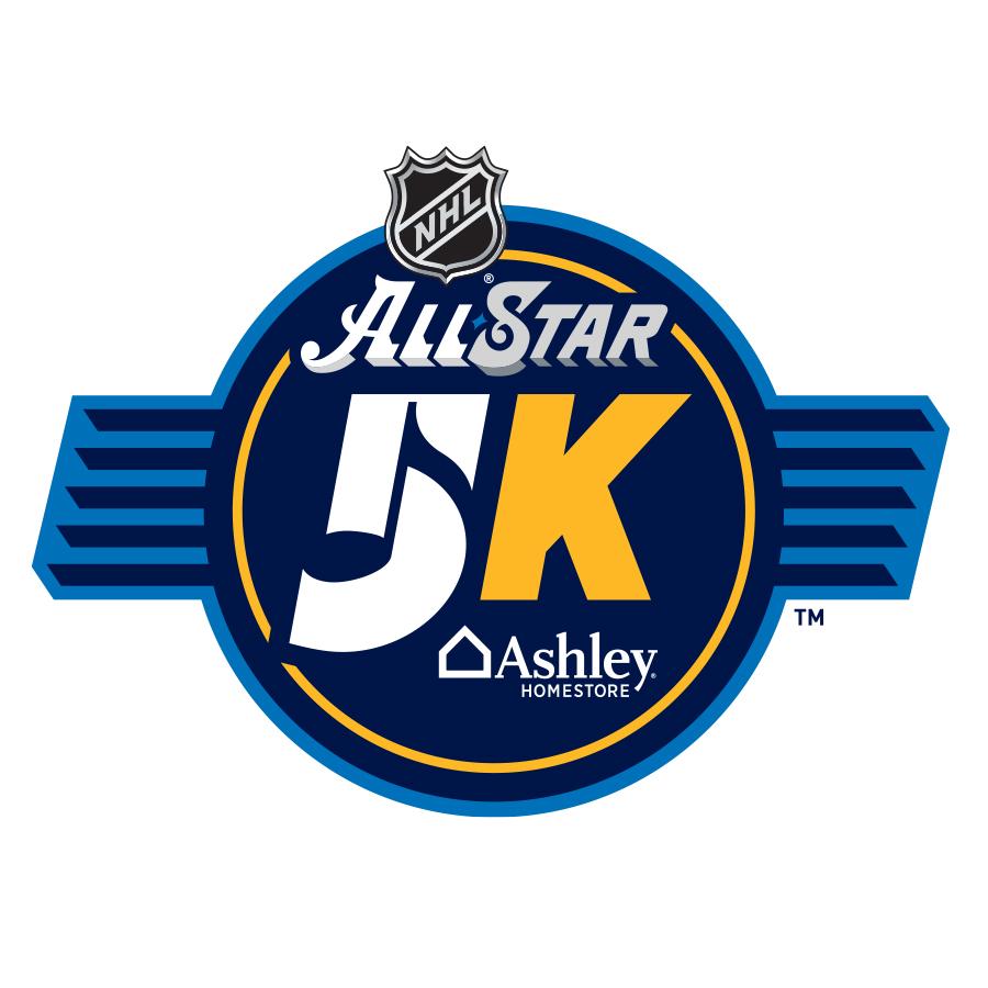 NHL All-Star 5K Identity