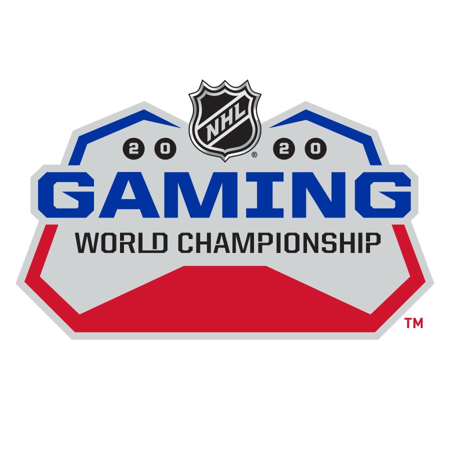 NHL Gaming World Championship Identity
