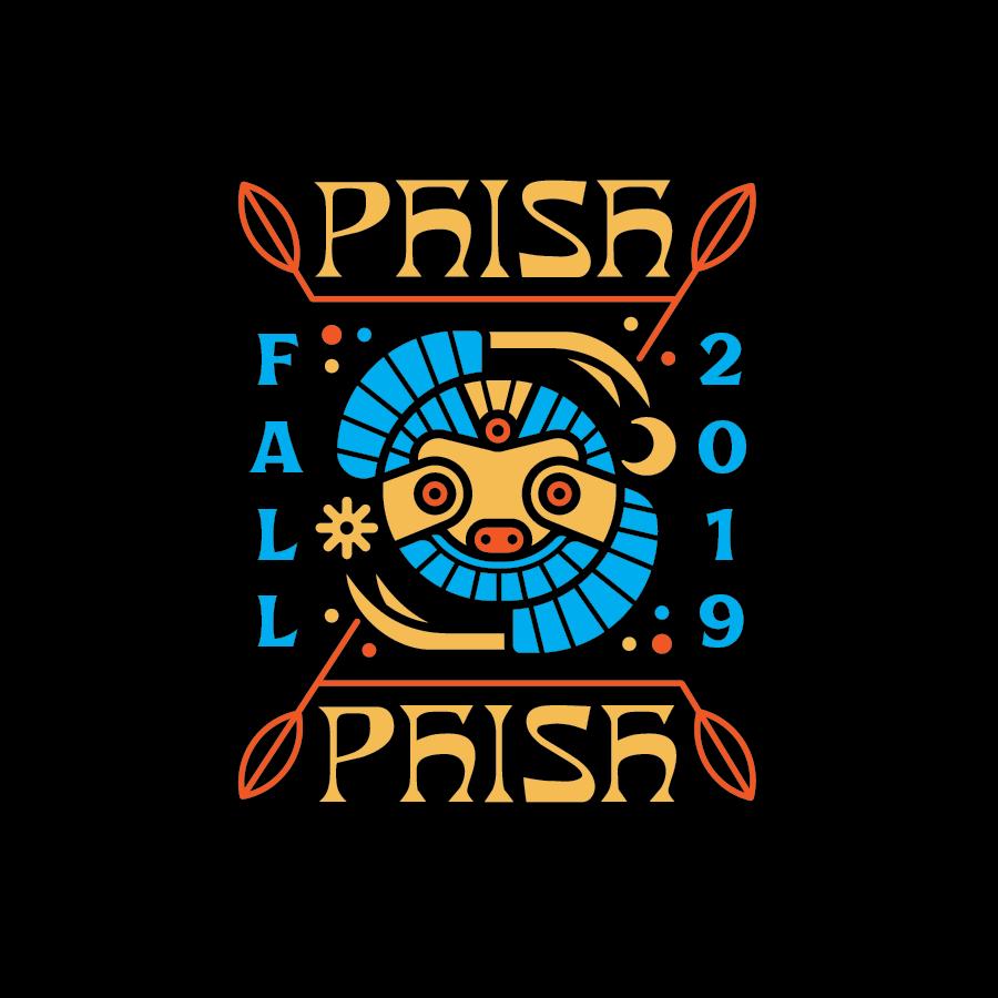 Phish Fall Tour 2019