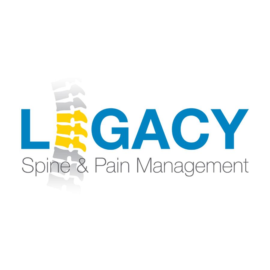 Legacy logo design by logo designer Bizri Design Co.