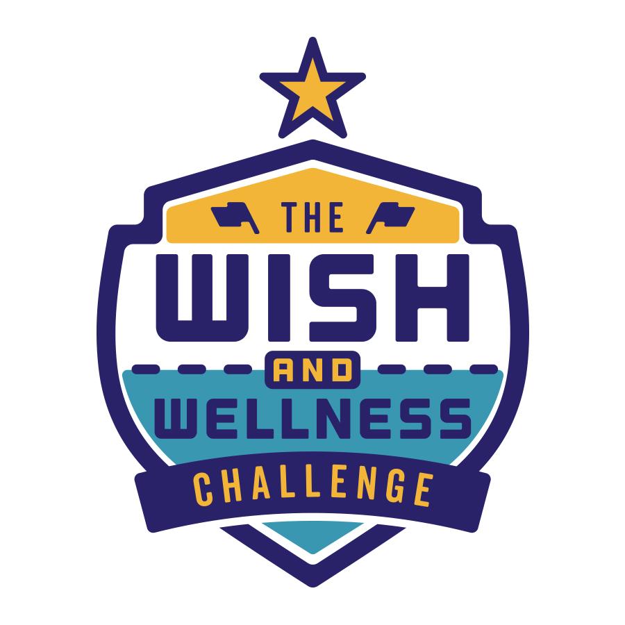 Wish and Wellness Challenge logo design by logo designer Stebbings Partners