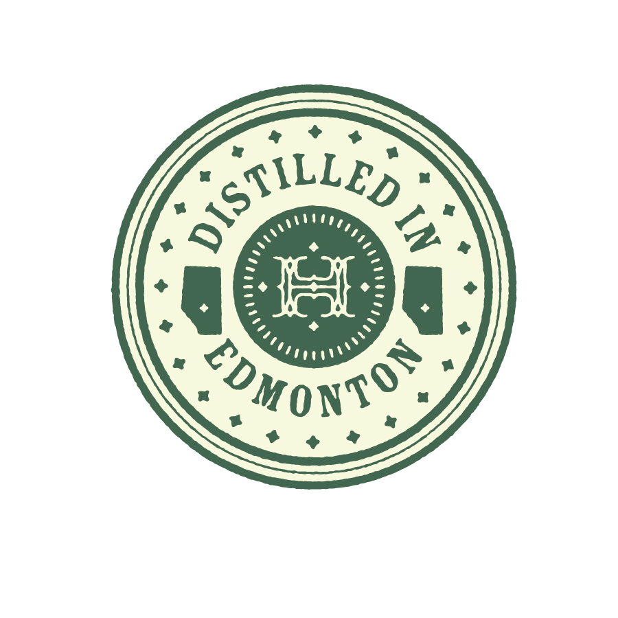Distilled in Edmonton