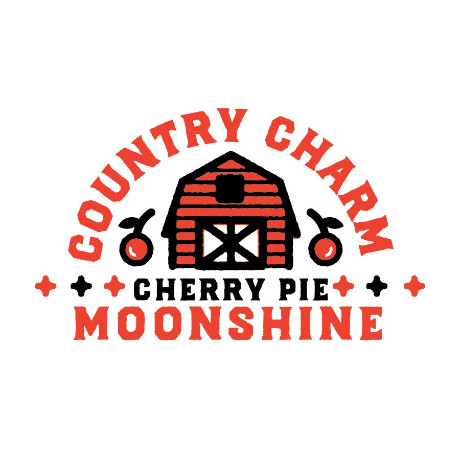 Country Charm Cherry Pie Moonshine