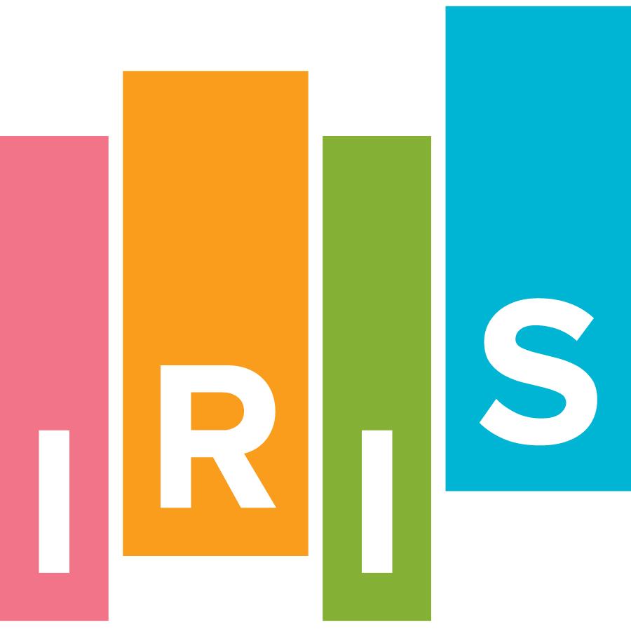 Iris logo design by logo designer Asterisk