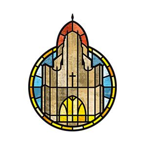 Dundee Presbyterian Church Icon - Final logo design by logo designer Webster