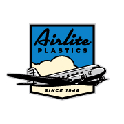 Airlite Plastics logo design by logo designer Webster